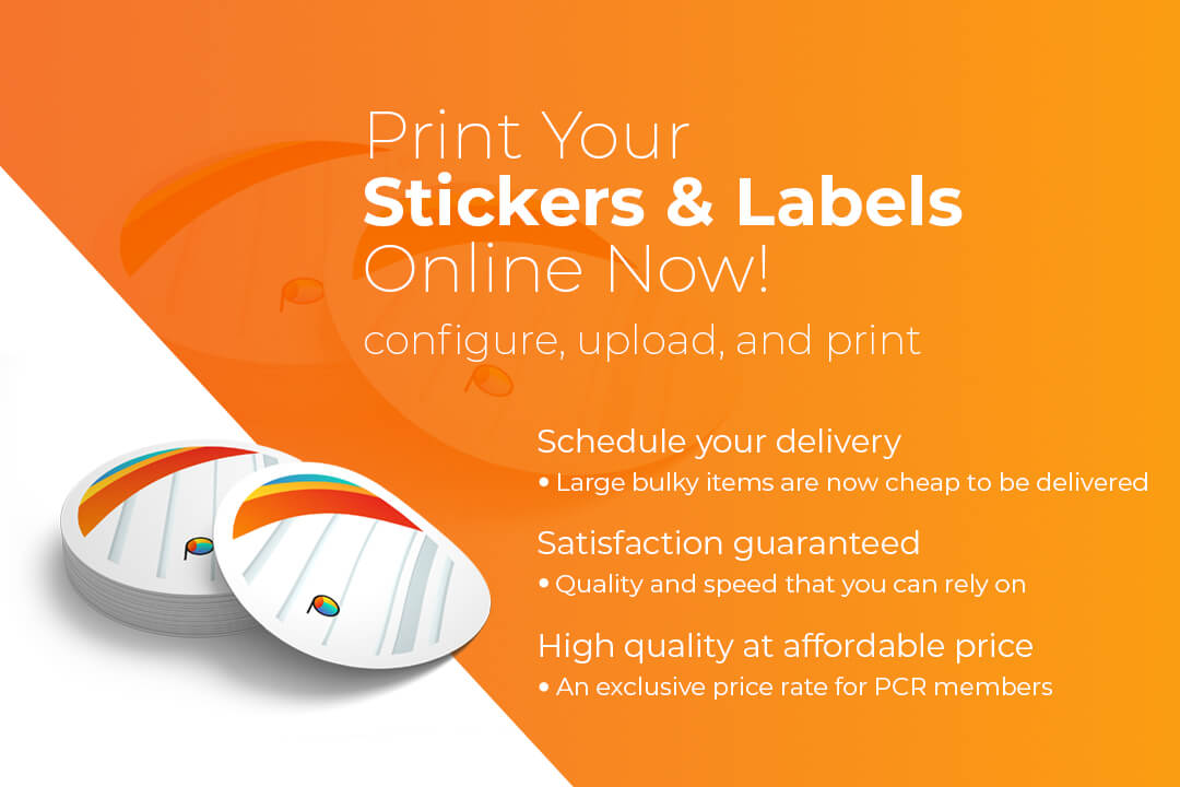 Stickers And Labels Printing In Malaysia Printoka Online